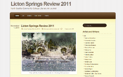 Licton Springs Review 2011
